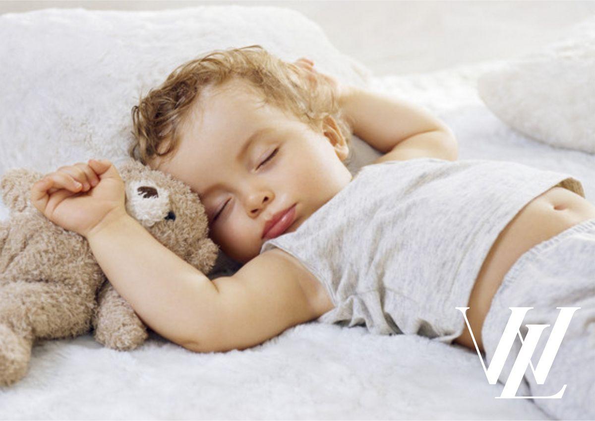 Так сколько же спать детям?
