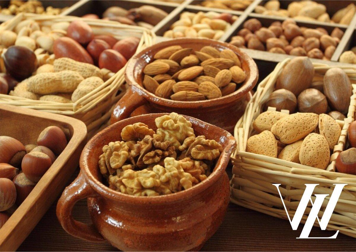 Орехи и сухофрукты – польза для головного мозга и сердца