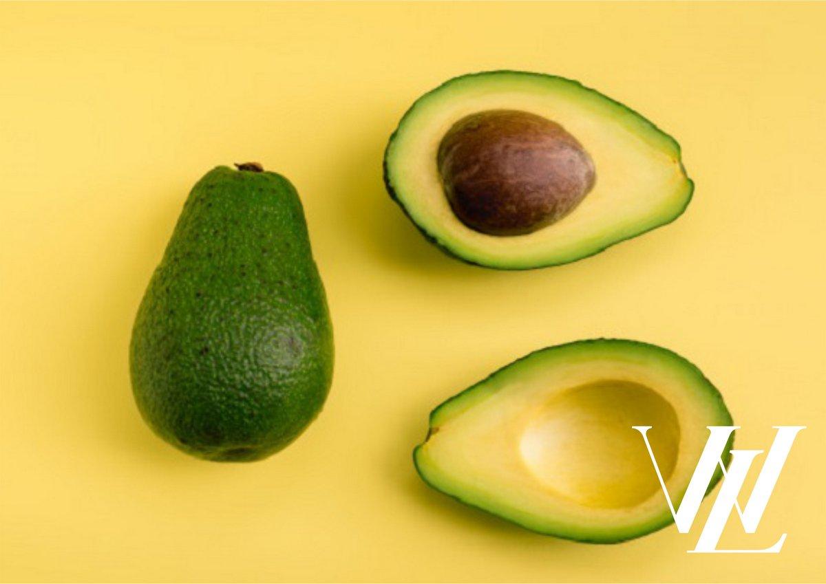 Хранение разрезанного неспелого авокадо