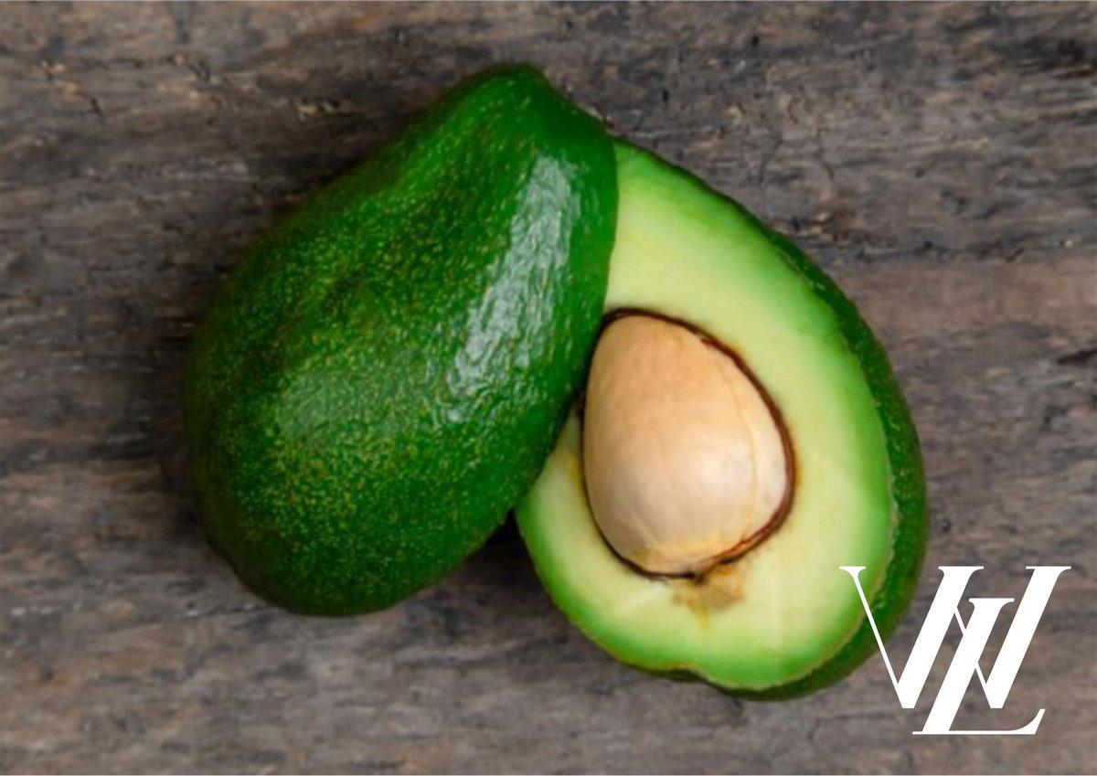 Хранение целого незрелого авокадо
