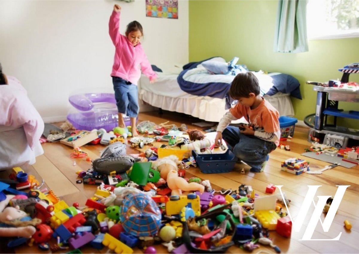 Отдать игрушки в детский сад