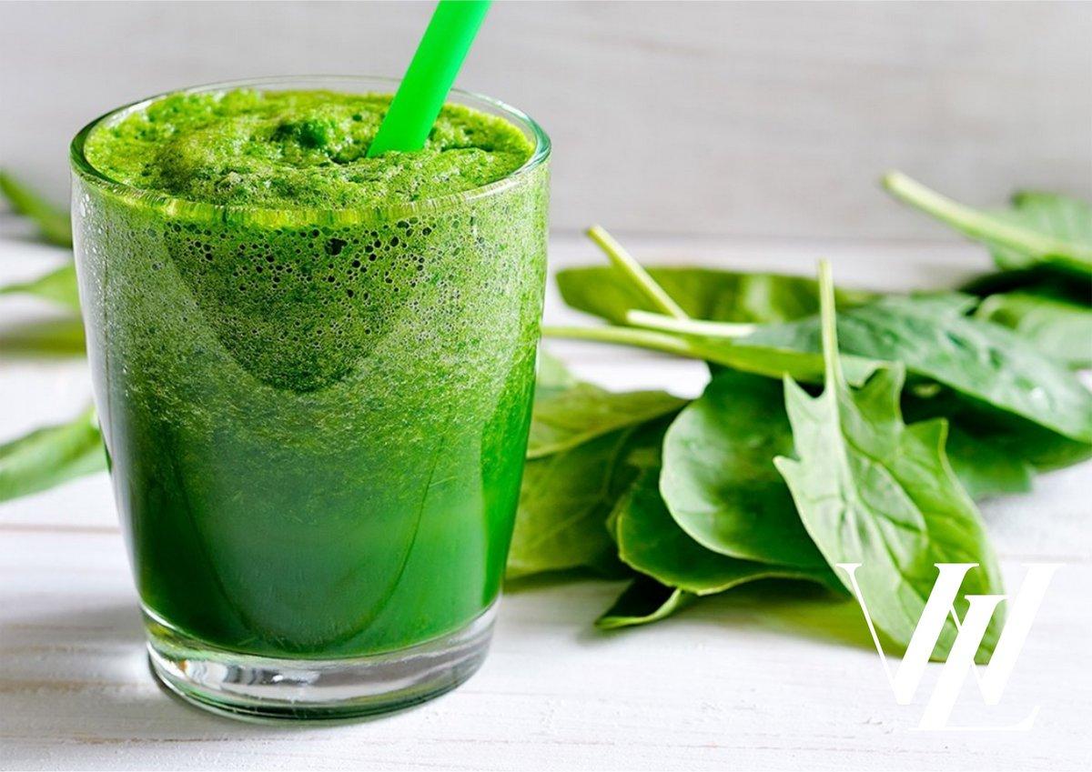 6. Зеленый эликсир