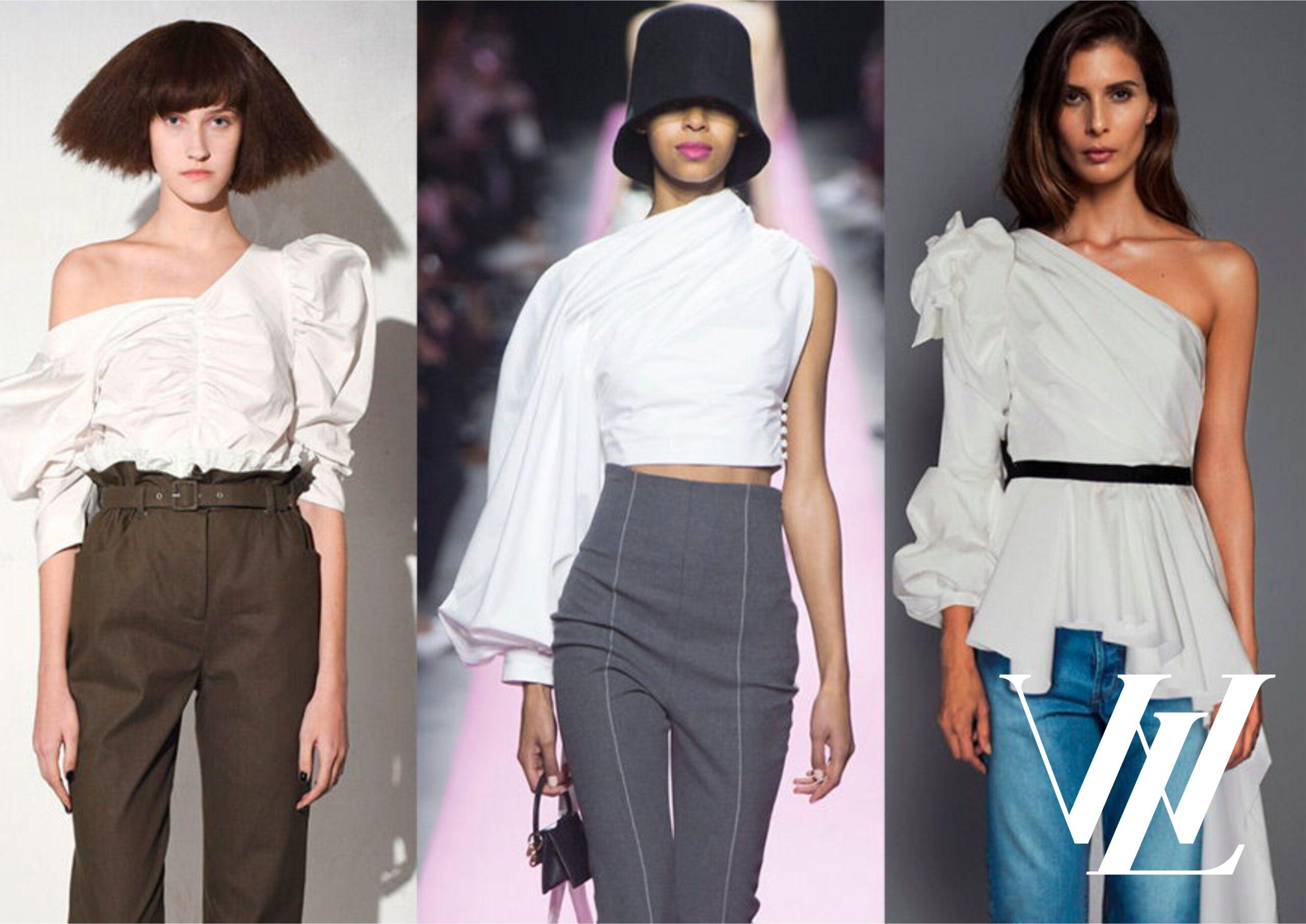 Модные женские рубашки: осень-2020