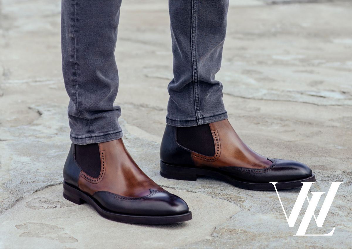 Удобная пара обуви