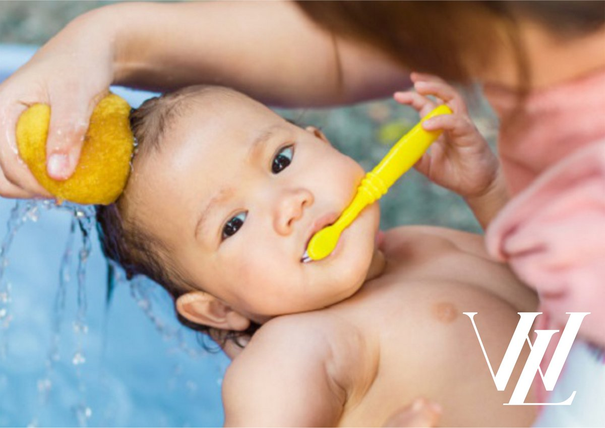 На что важно обратить внимание при купании ребенка