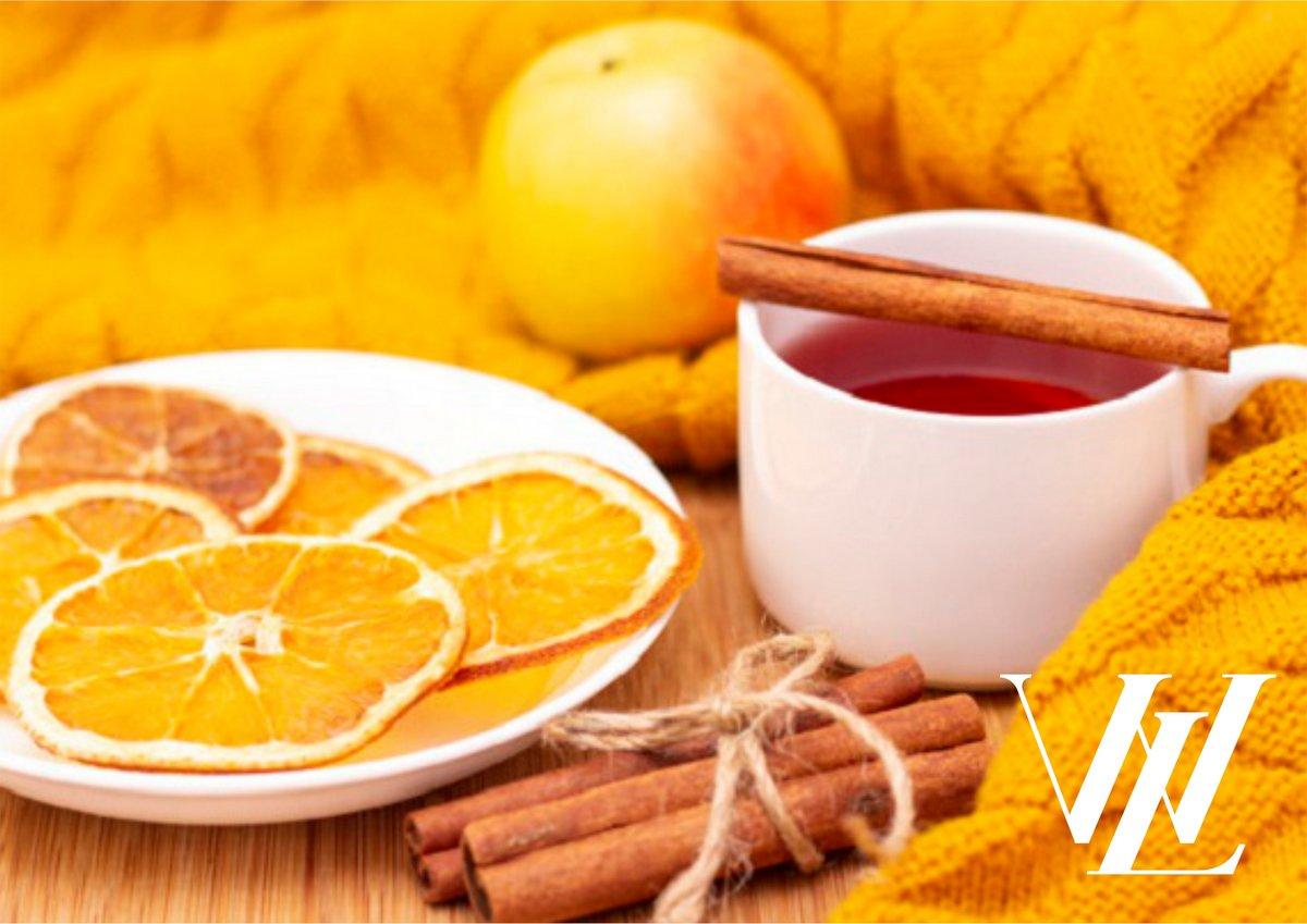 Зимний согревающий чай из суданской розы