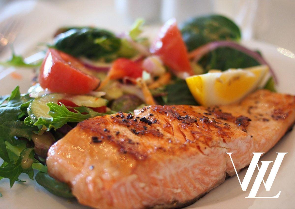 Рыба — морской деликатес