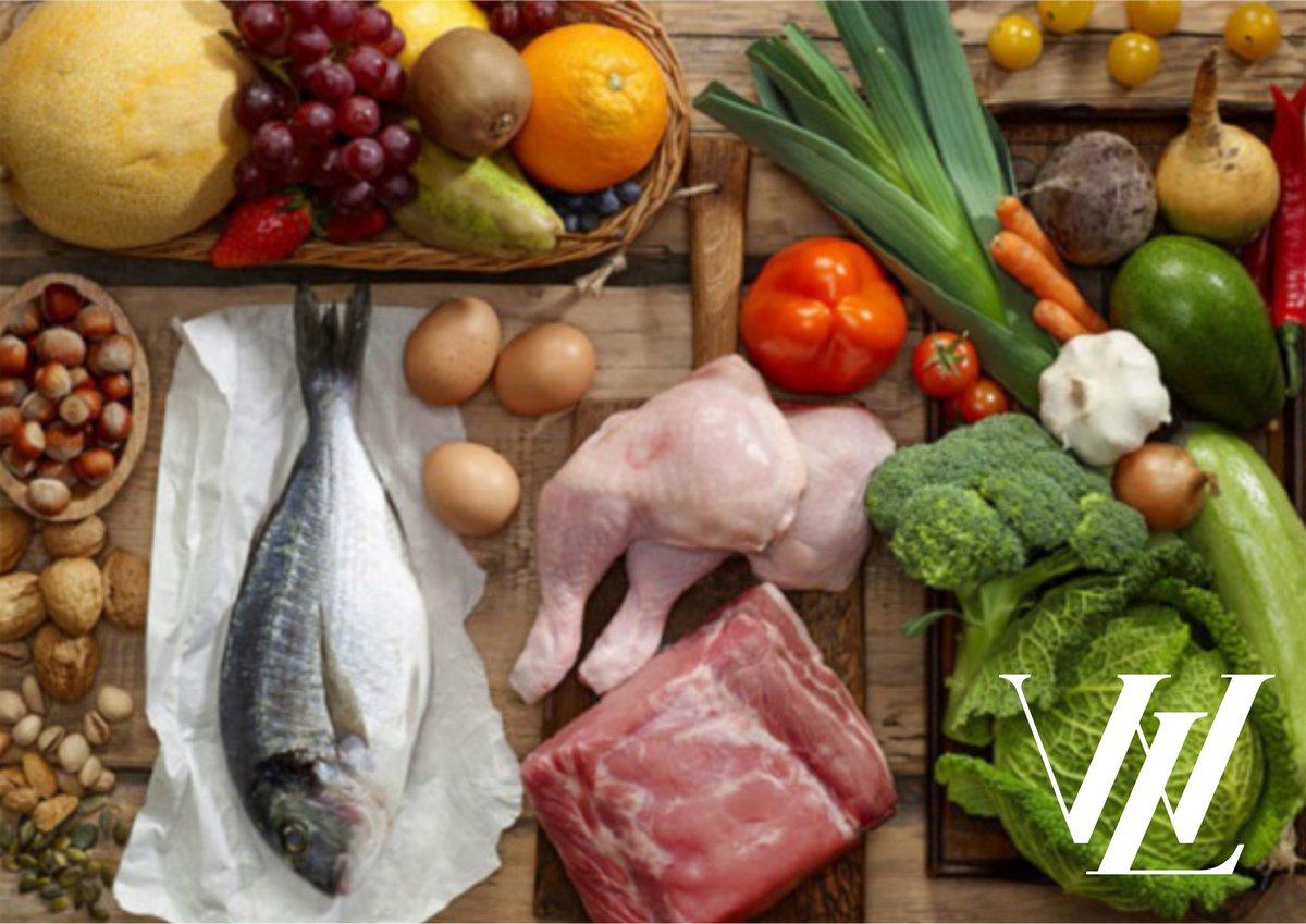 Основные продукты палео-диеты