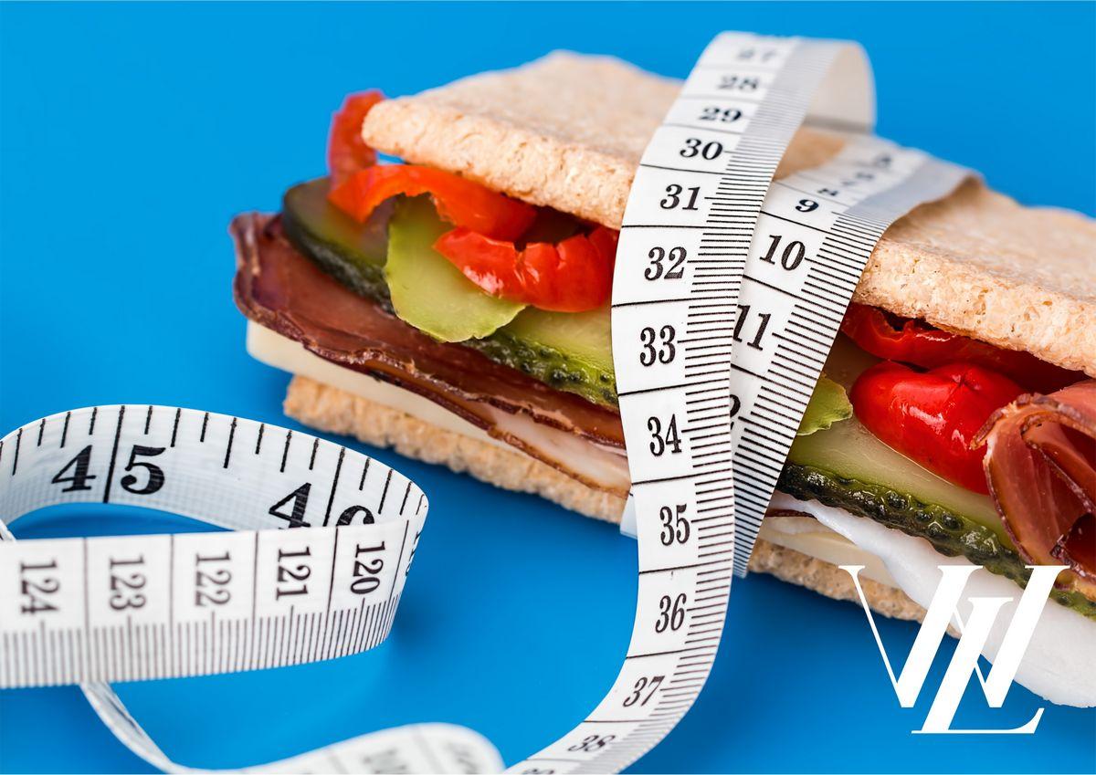 5. Главное — это количество калорий, а не их качество