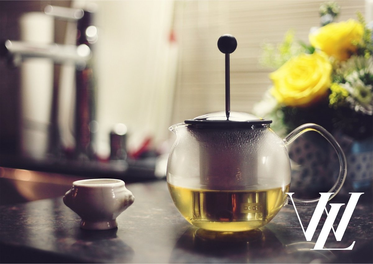 7. Зеленый чай для здорового цвета лица