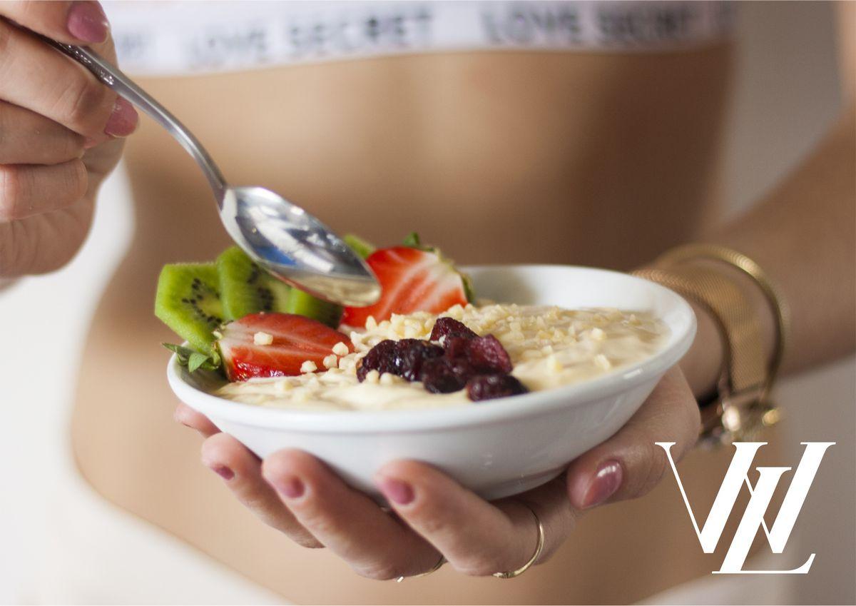 2. Продукты с низким содержанием жиров более диетические