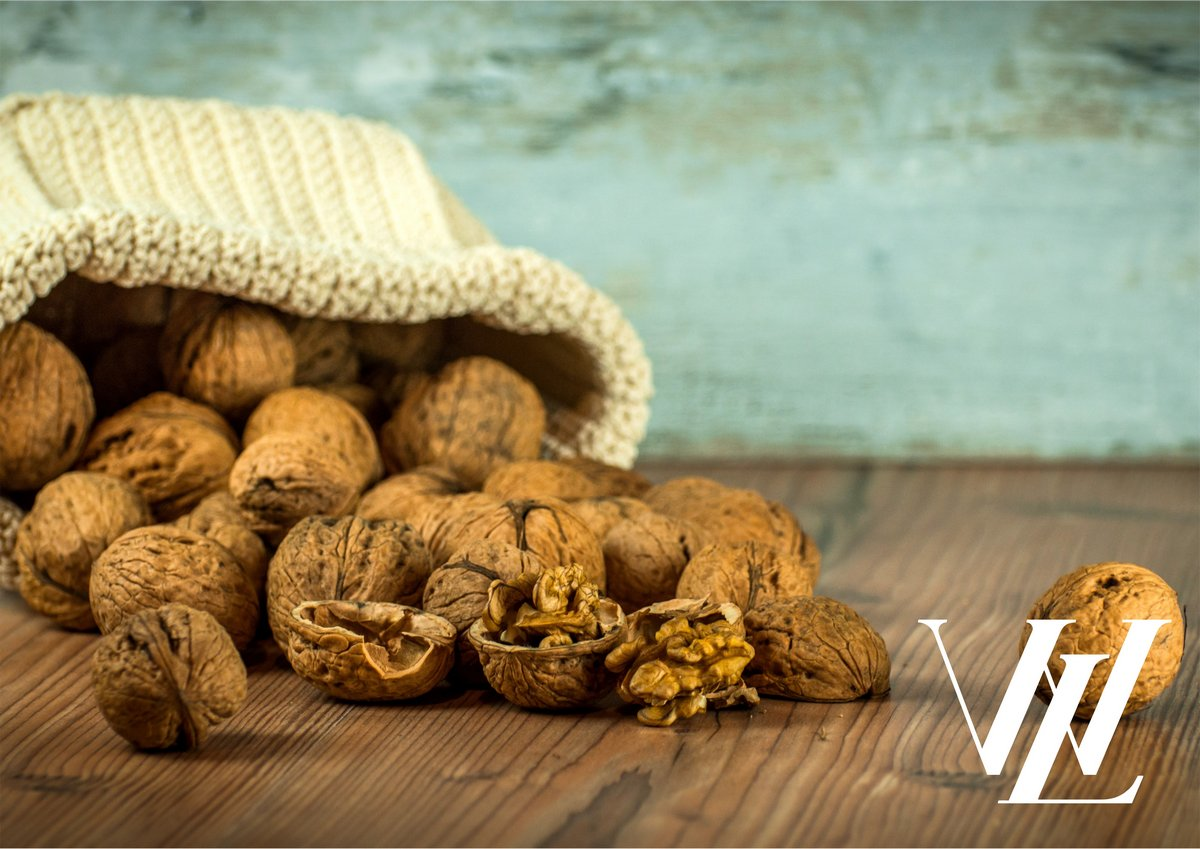 6. Грецкие орехи как естественный источник молодости