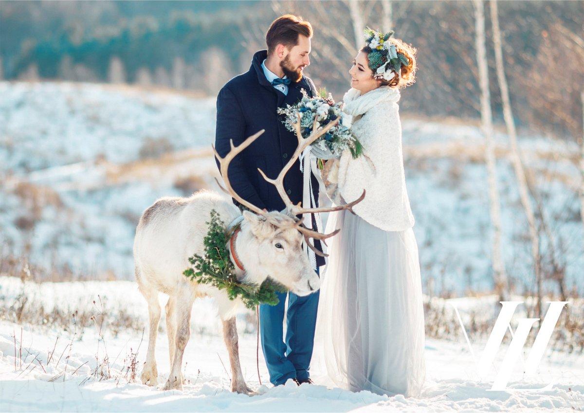 Зимняя свадьба: лайфхаки для невесты
