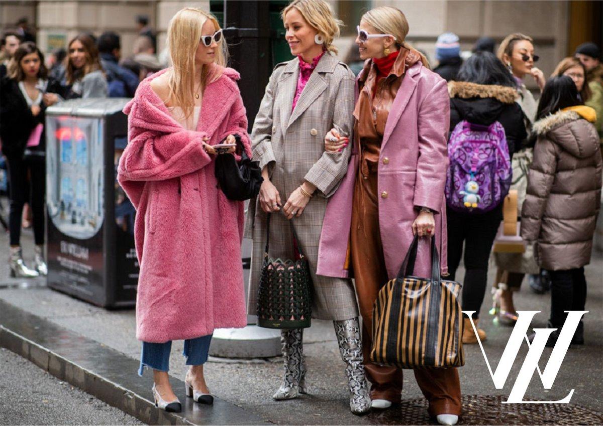Новые тренды в одежде - весна 2021