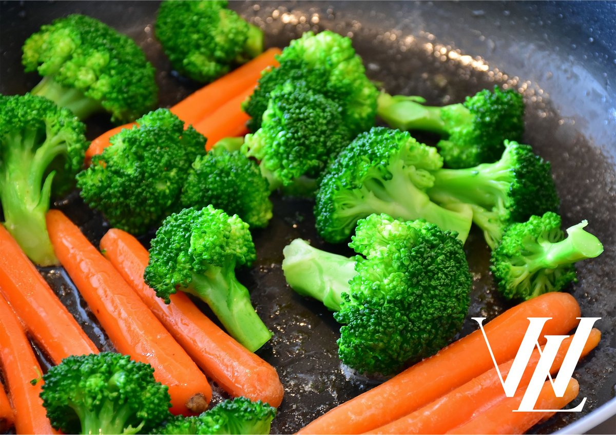 1. Выбирайте овощи по вкусу