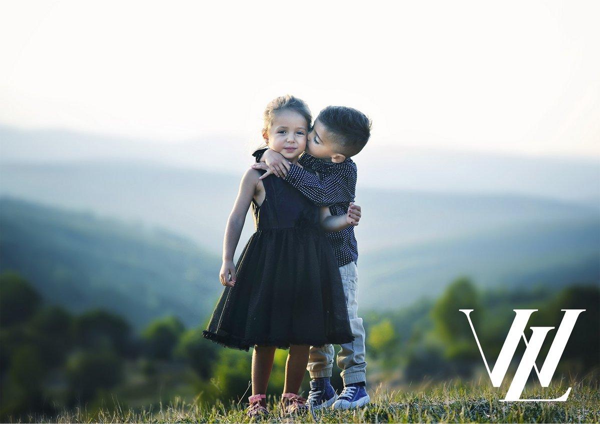 Но, как и у взрослых, у детей тоже в любви не всегда всё бывает гладко