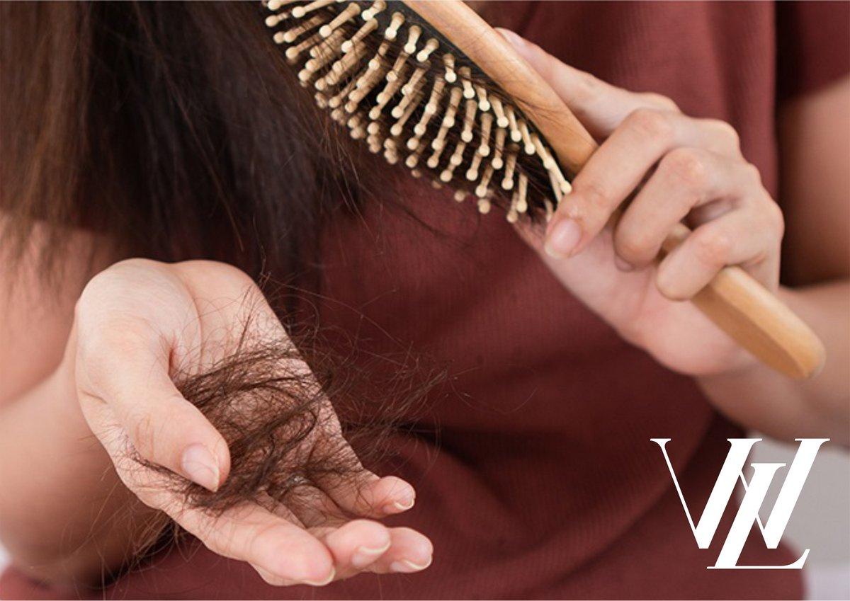 Витамины, которые останавливают процесс выпадения волос