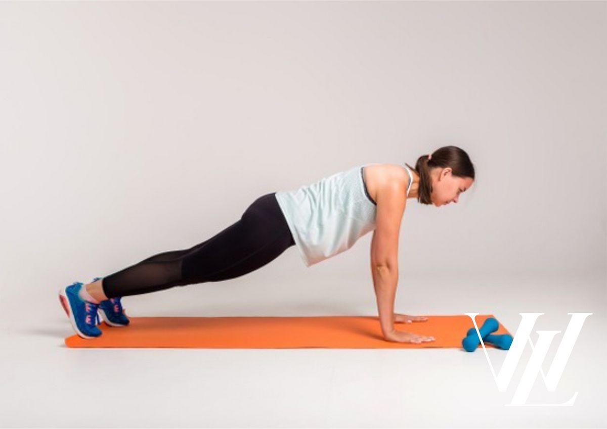"""Идеальная фигура за тридцать дней: польза упражнения """"Планка"""""""