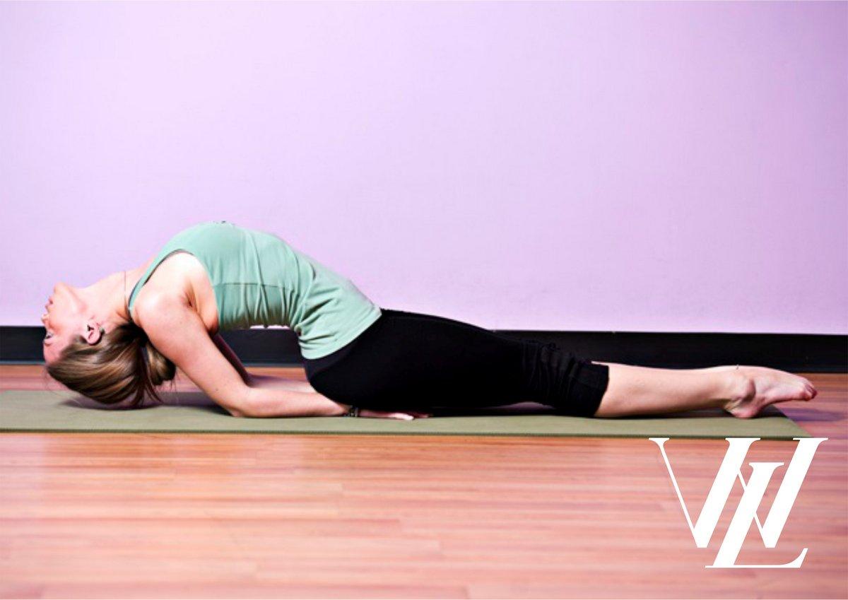 Полезная йога: топ-5 асан для крепкого сна