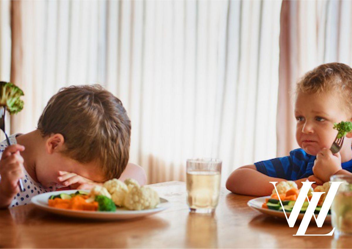 Как избежать пищевого насилия