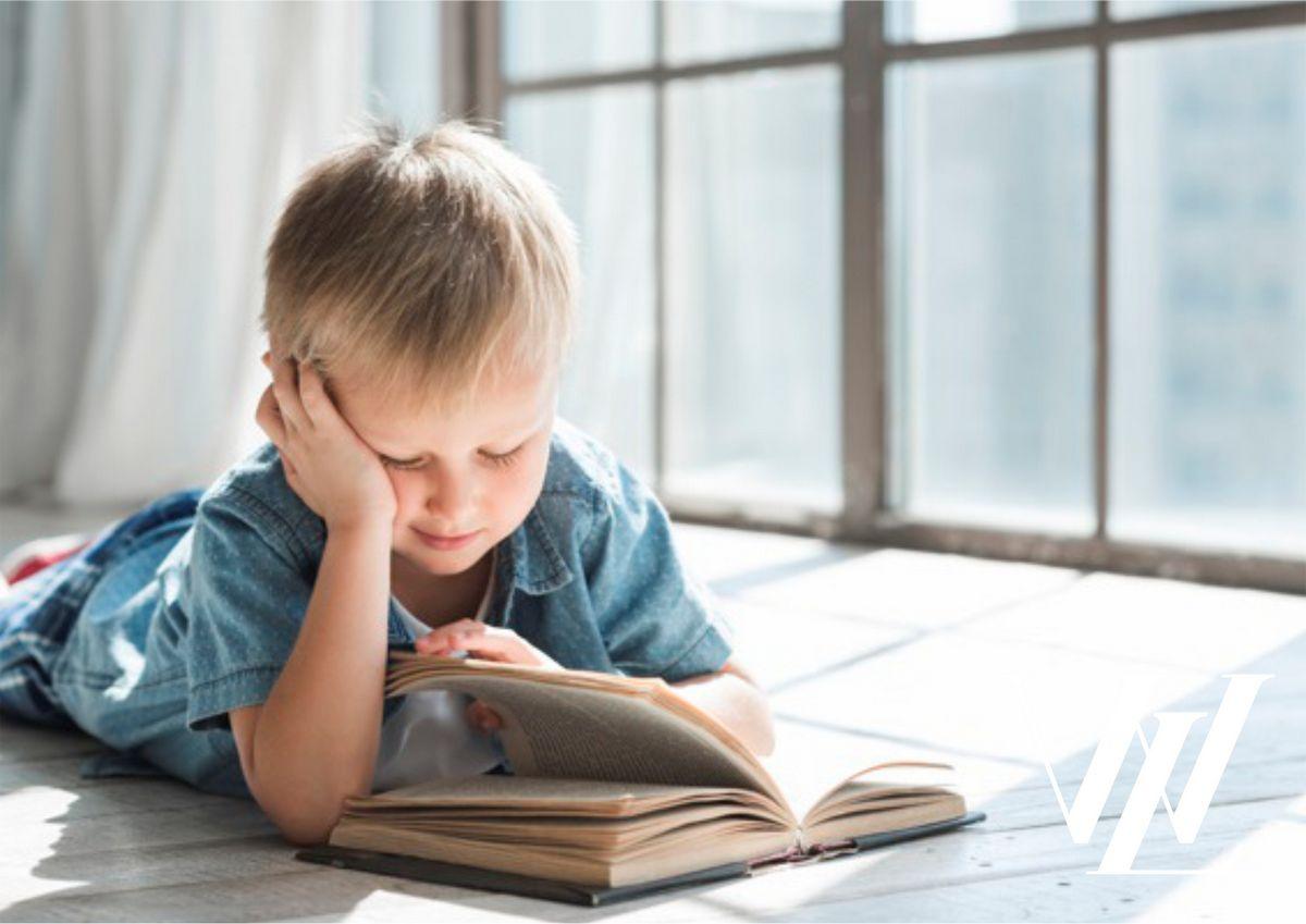 Как привить малышу интерес к книгам: 7 эффективных методов