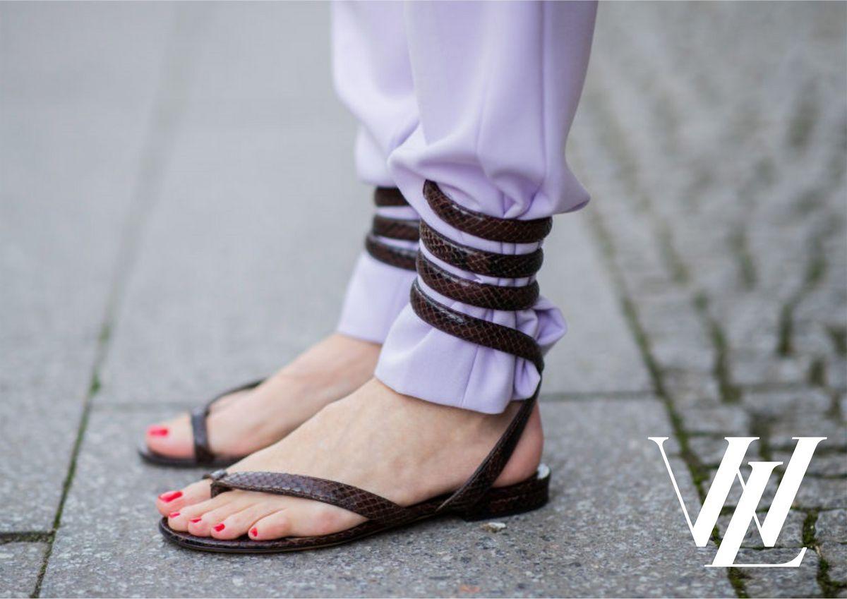 Топ-7 вариантов модной обуви на лето