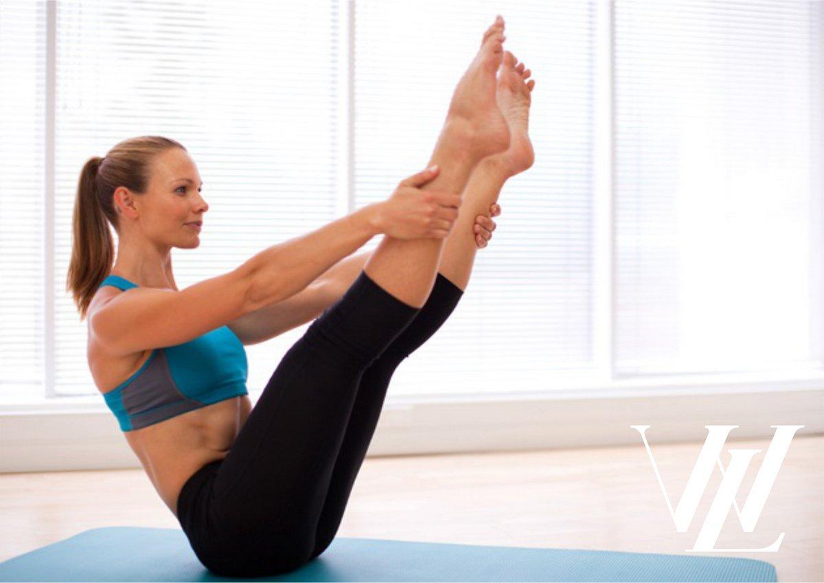 Пять асан в йоге, которые помогают избавиться от бессонницы