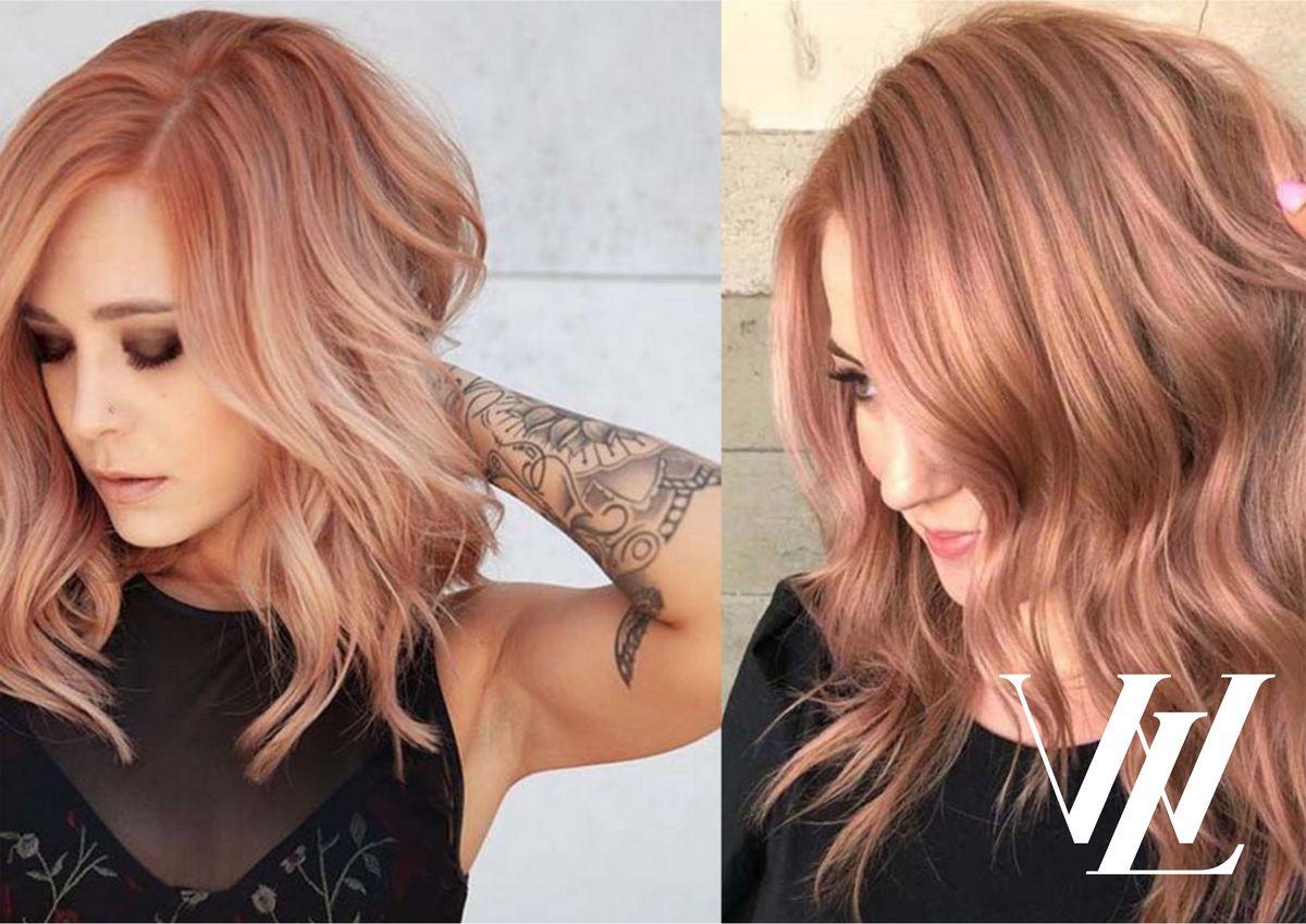 Топ-5 самых модных летних оттенков волос 2021