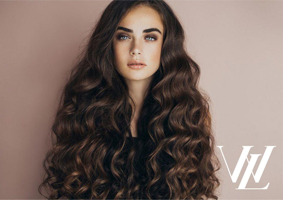 Топ-4 самых важных витаминов в рационе для красоты волос