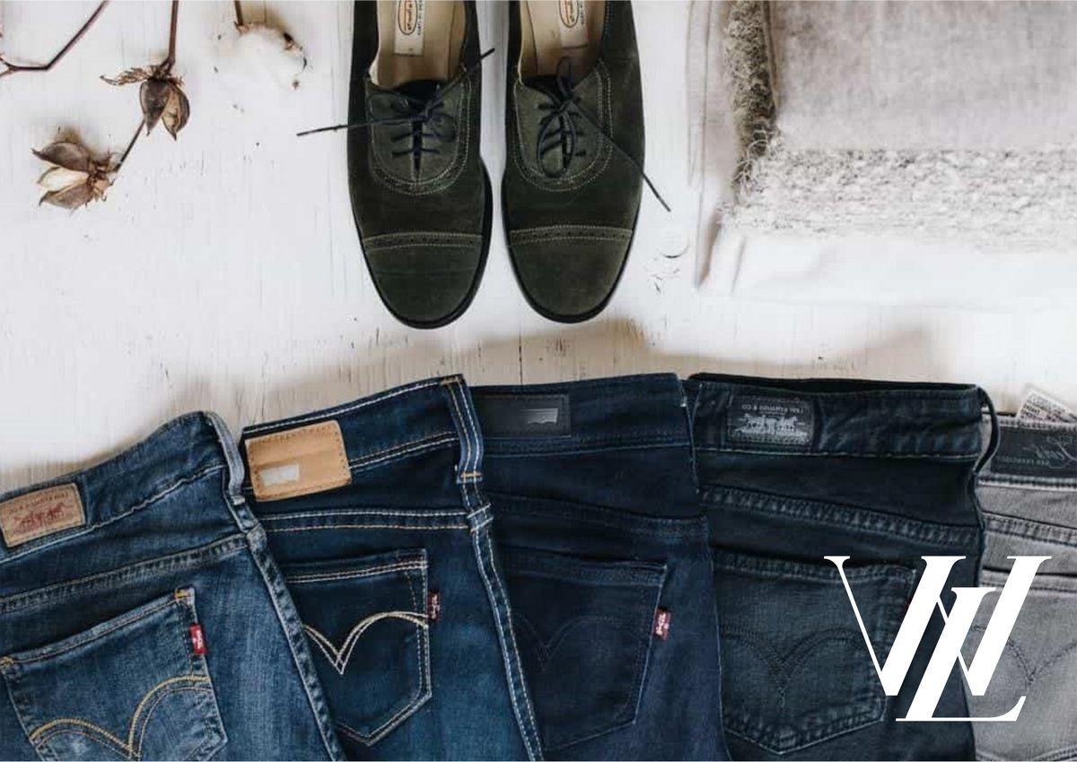 Хотите сногсшибательно выглядеть в обычных джинсах? Подберите джинсы по типу своей фигуры!