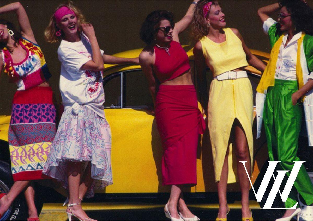 Модные тенденции 80-х годов, которым точно найдется место в вашем гардеробе! Одиннадцать стильных вещей осени 2021