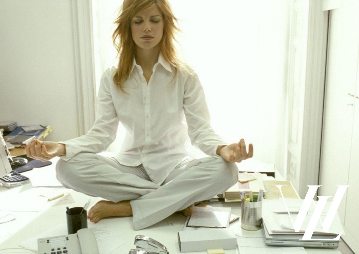 Работа и стресс: как сохранить баланс и не потерять себя