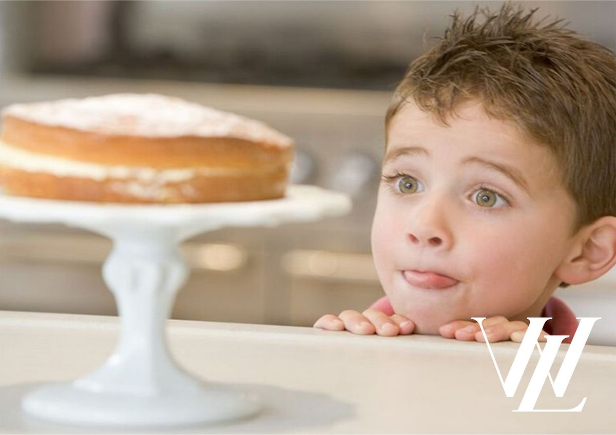 Как сократить количество сладостей в детском меню
