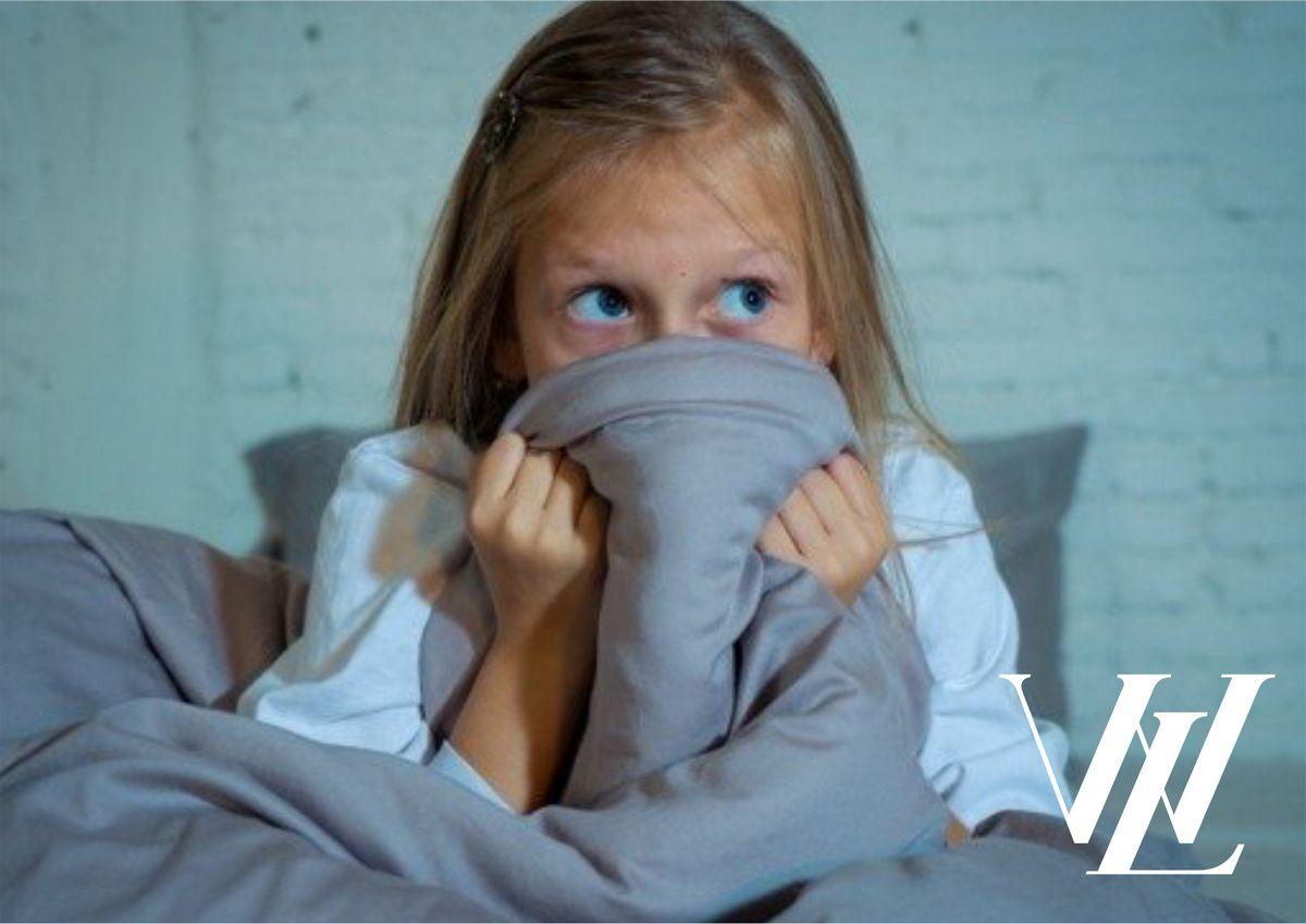 Самые популярные детские страхи