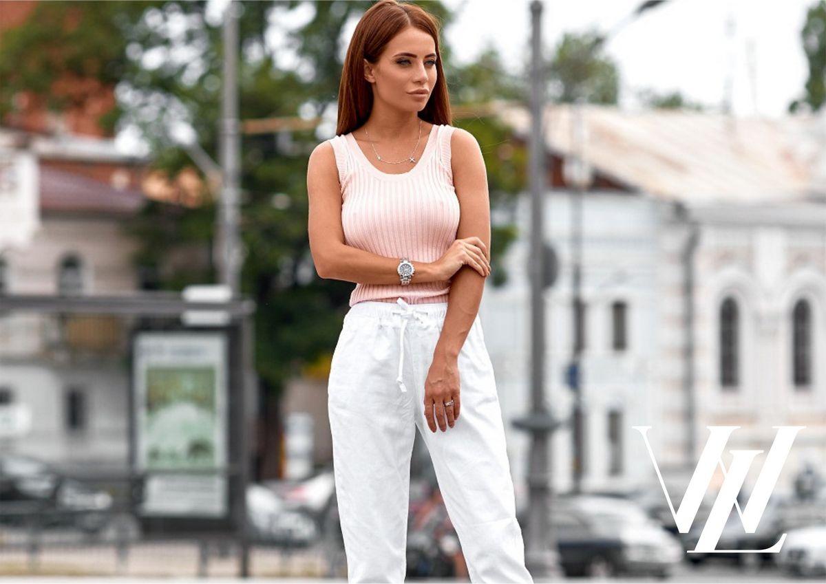 Лучшие модные луки с белыми джинсами