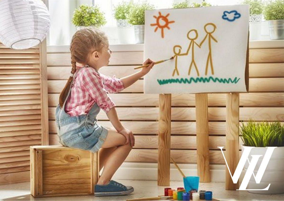О чем может рассказать детский рисунок? Как проанализировать цвета на рисунке и лучше узнать своего ребенка