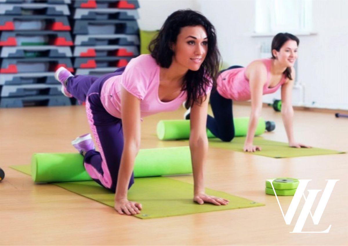Чтобы бедра были упругими и красивыми, нужно два раза в неделю выполнять эти эффективные упражнения для подтянутых и стройных ног!