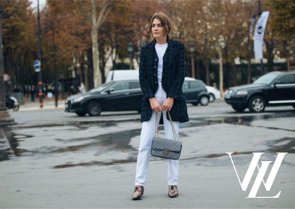 Белые джинсы - самая трендовая вещь в осеннем гардеробе! С чем носить белые джинсы, чтобы создать самый стильный образ