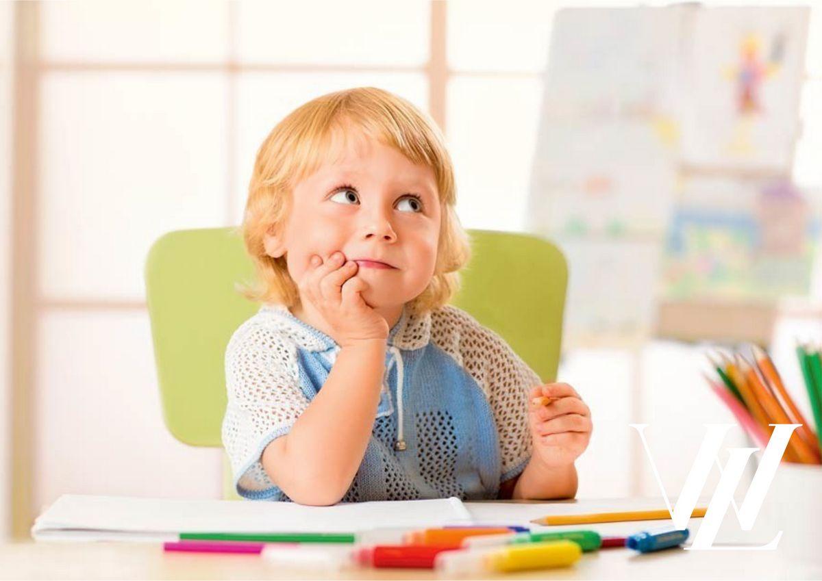 Расшифровка детских рисунков по цветам