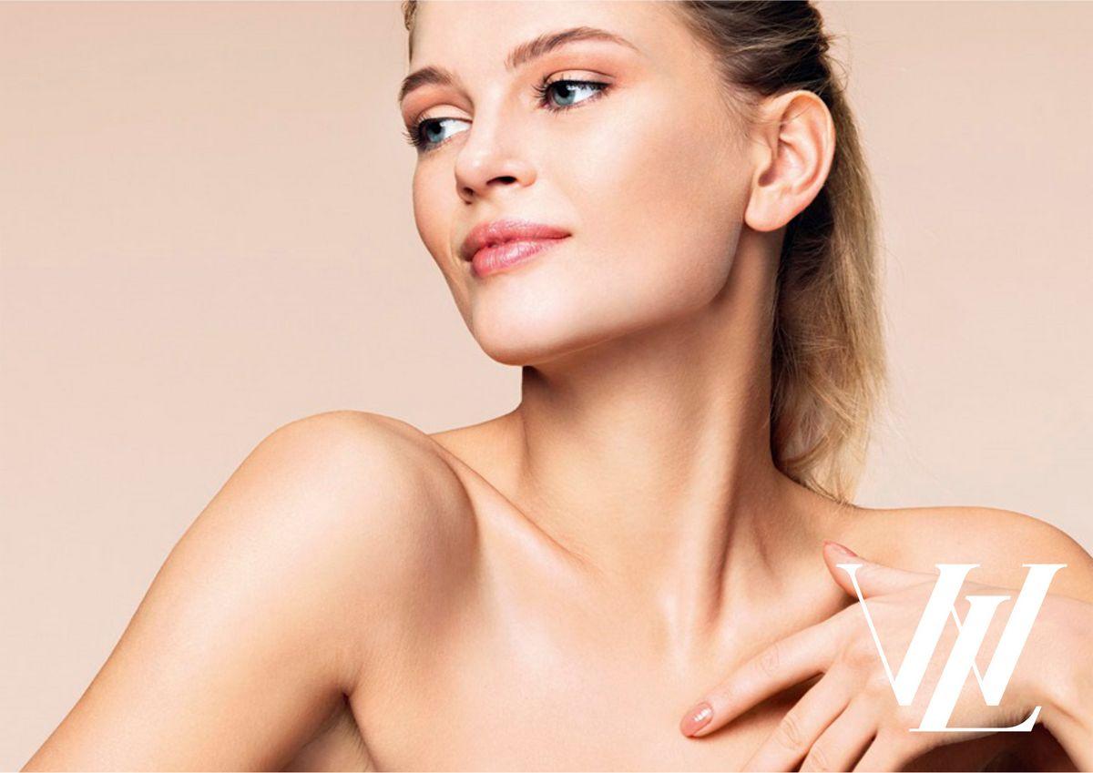 Как сделать грудь красивой, упругой и подтянутой? Комплекс из пяти упражнений для шикарной зоны декольте!