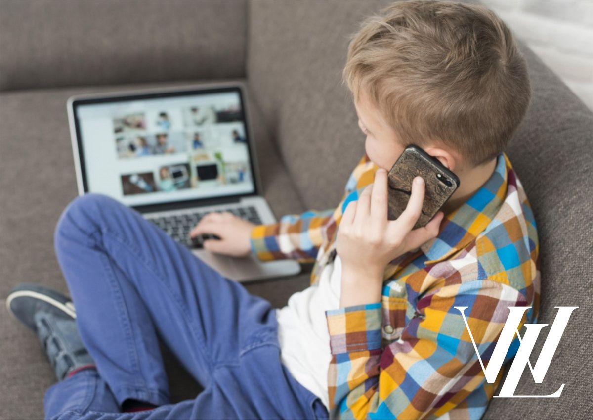 Топ-4 причины, почему ваш ребенок зависим от гаджетов