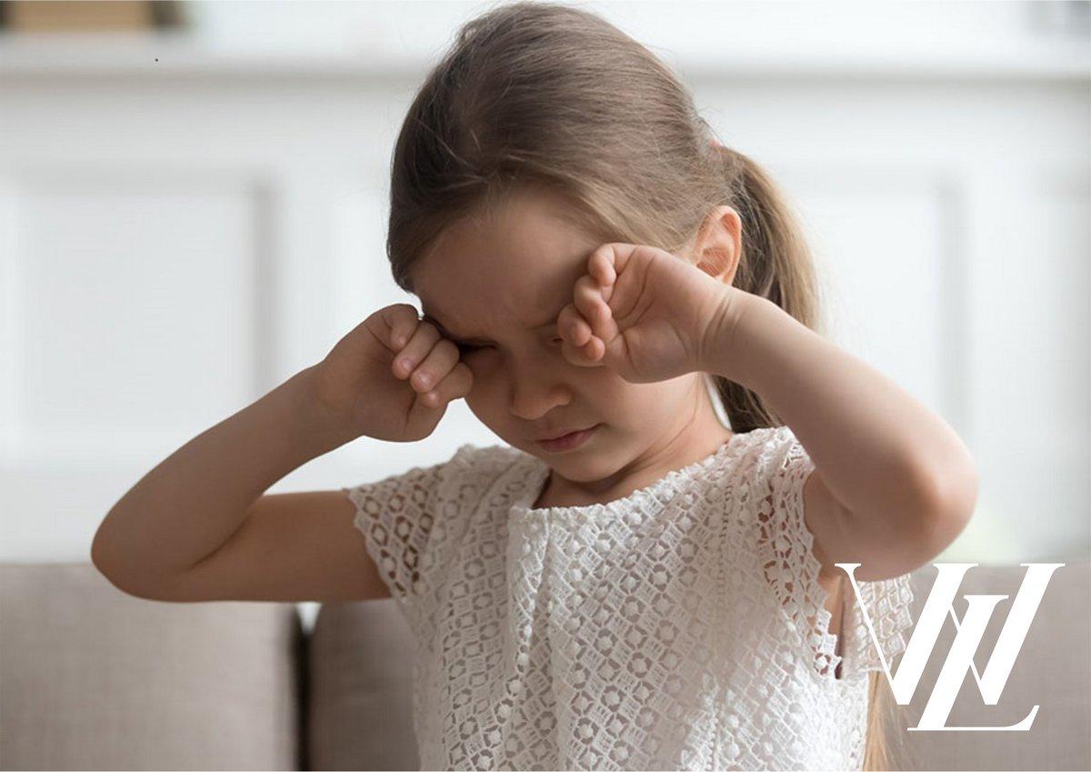 Почему нельзя запрещать ребенку плакать? Пять самых веских причин!